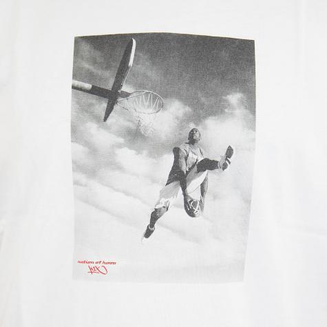 K1X T-Shirt Sky High weiß