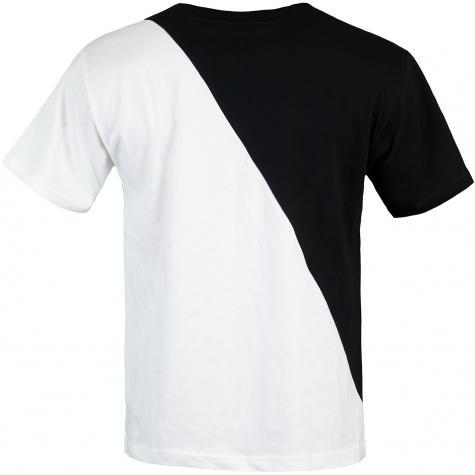 New Balance Splice T-Shirt schwarz/weiß