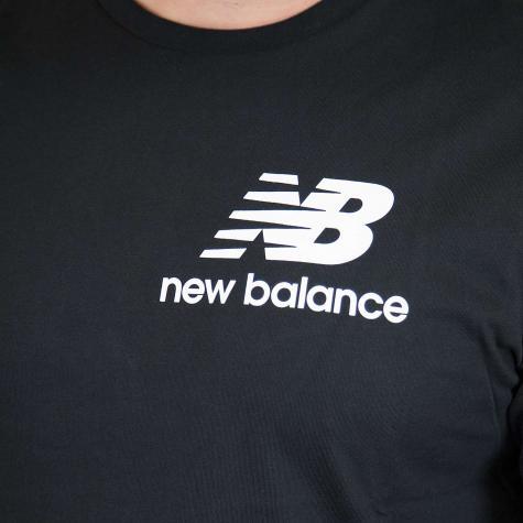 New Balance Essentials Slack schwarz