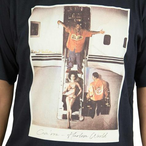 Pelle Pelle T-Shirt Harlem World schwarz
