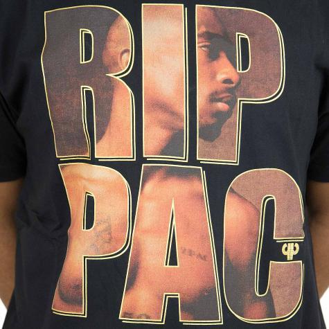 Pelle Pelle T-Shirt R.I.P. Pac schwarz