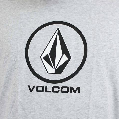 Volcom T-Shirt Crisp grau