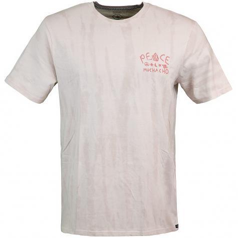 Volcom T-Shirt Muchacho beige