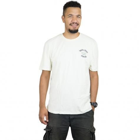 Volcom T-Shirt Pair Of Dice weiß
