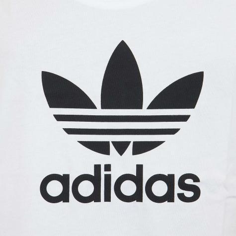Adidas Originals Tanktop Trefoil weiß