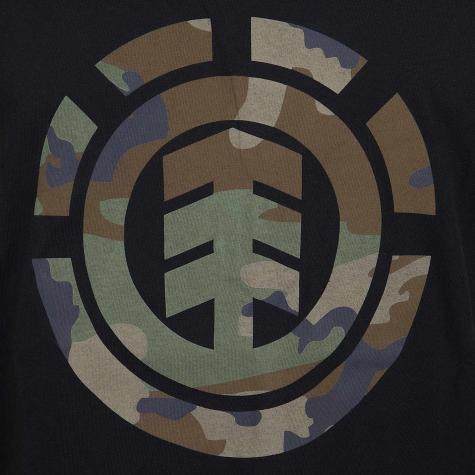 Element Tanktop Foundation Icon flint schwarz