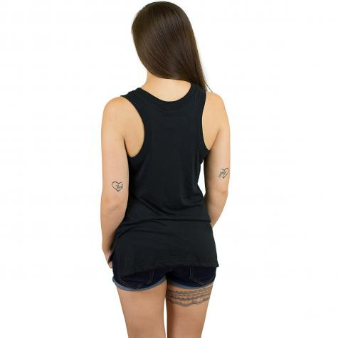 Nike Damen Tanktop Just Do It Prep schwarz/tint