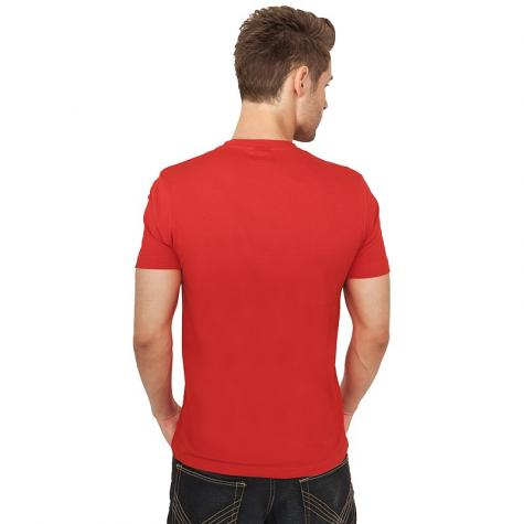 Urban Classics T-Shirt Basic Regular Fit red
