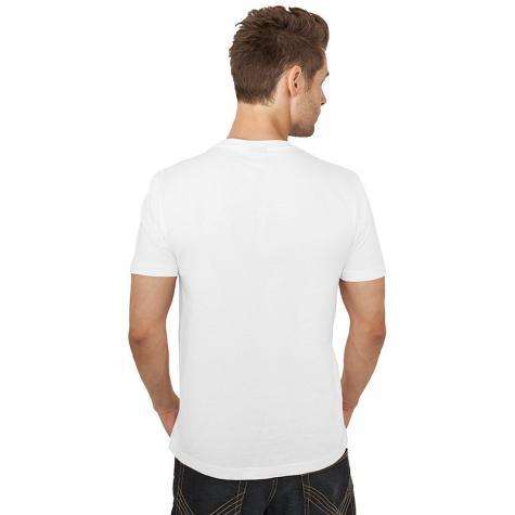 Urban Classics T-shirt Basic Regular Fit white