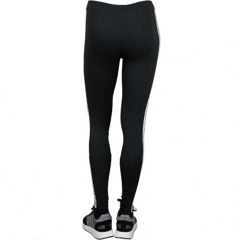 Adidas Originals Tights 3 Stripes schwarz/weiß