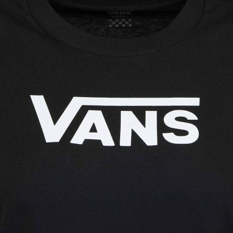 Vans Damen T-Shirt Flying V Classic schwarz