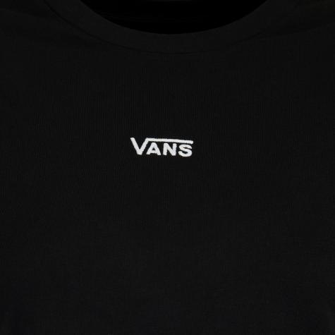 Vans Flying V Crop Damen  Top schwarz