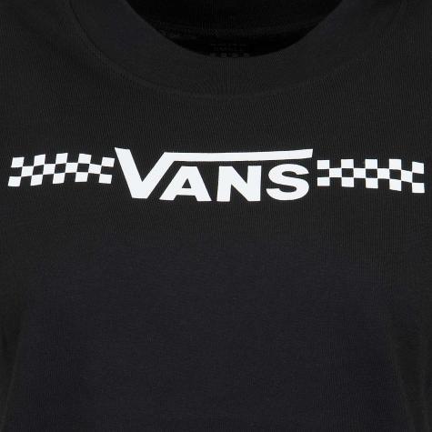 Vans Damen T-Shirt Funnier Times schwarz