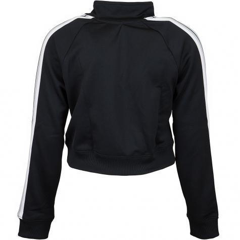 Nike Damen Trainingsjacke Shadow Stripe HZ schwarz/weiß
