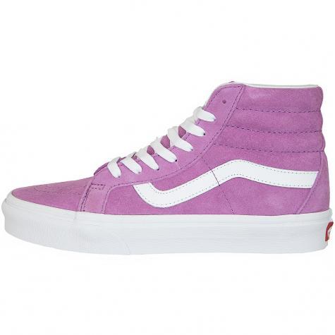 Vans Damen-Sneaker SK8-Hi pink/weiß