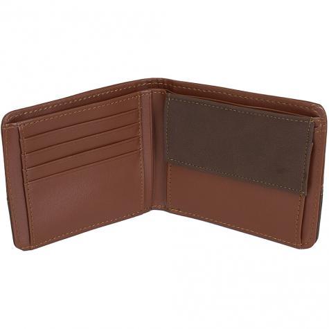 Iriedaily Wallet Mashed braun
