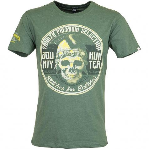 Yakuza Premium T-Shirt 2706 oliv