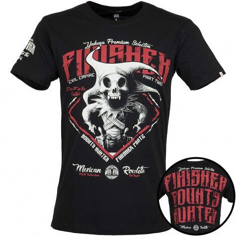 Yakuza Premium T-Shirt 2711 schwarz