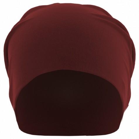 KMA Jersey Beanie maroon