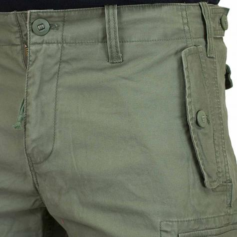 Vintage Industries Marchfield Premium Shorts olive drab