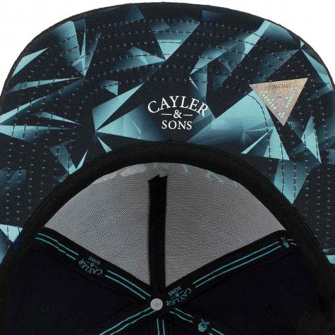 Cayler & Sons Cap & Sons WL BK´s Finest schwarz