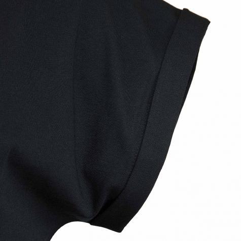 Iriedaily Damen T-Shirt Panda Patch schwarz