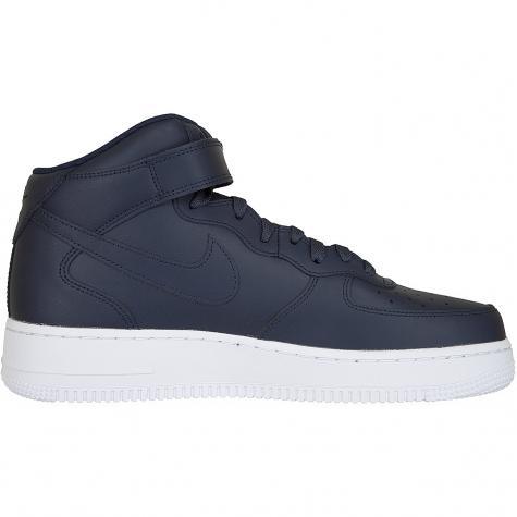 Nike Sneaker Air Force 1 Mid ´07 obsidian
