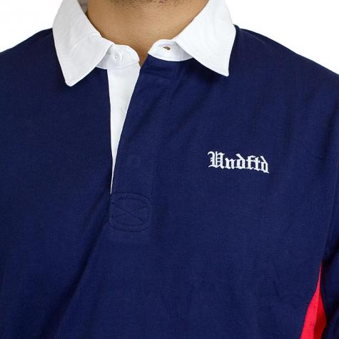 Undefeated Longshirt Rugby navy