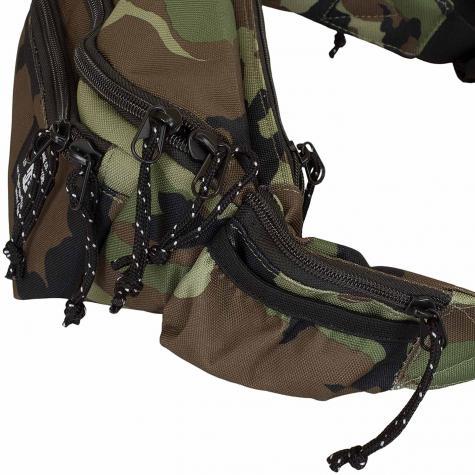 DC Shoes Gürteltasche Waistpack camouflage