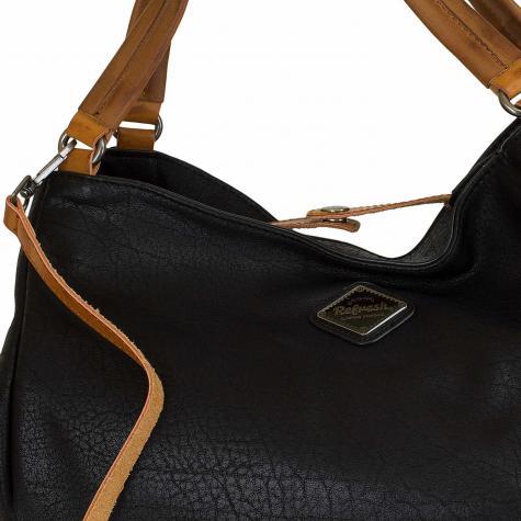 Refresh Handtasche 83119 schwarz