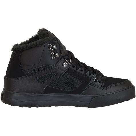 DC Shoes Boots Pure High WC Winter schwarz