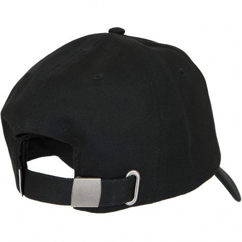 Cleptomanicx Snapback Cap Dad schwarz