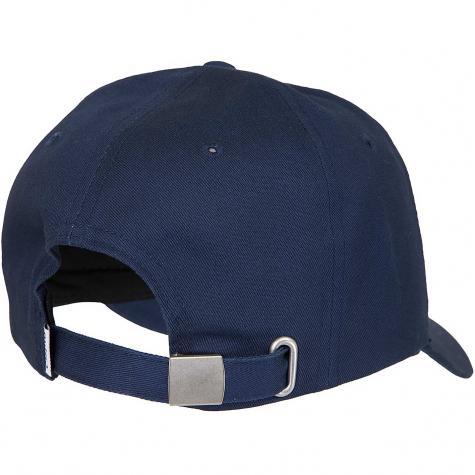 Cleptomanicx Snapback Cap Dad dunkelblau