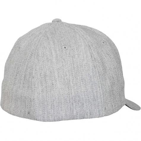 Fox Flexfit Cap Number 2 heather light grey