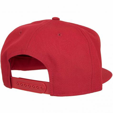 Nike Snapback Cap Air Classic Pro rot/dunkelblau