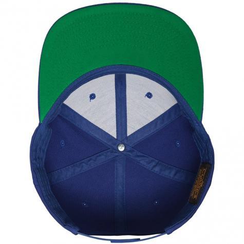 Classic Flexfit Snapback Cap royal