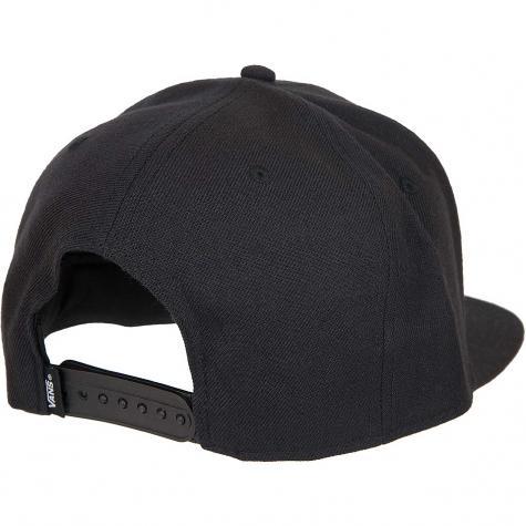 Vans Snapback Cap Block schwarz