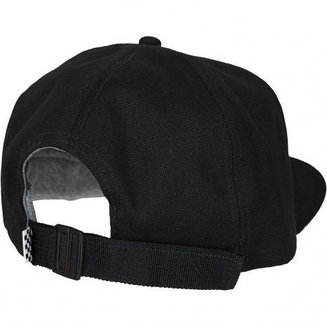 Vans Snapback Cap Central schwarz