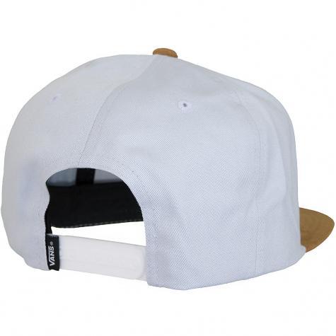 Vans Snapback Cap Drop V II hellblau/braun