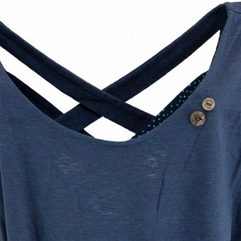 Ragwear Kleid Sofia dunkelblau