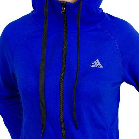 Adidas Originals Damen-Hoody Prime blau