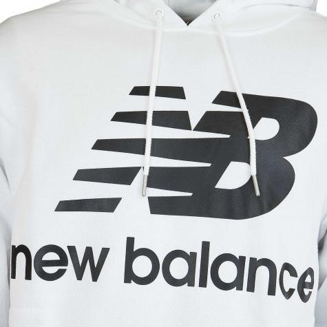 New Balance Hoody Essentials weiß