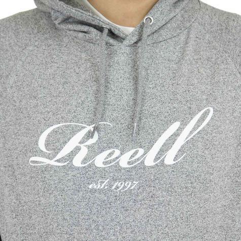 Reell Hoody Big Logo grau