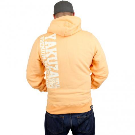 Yakuza Premium Hoody 1924 orange