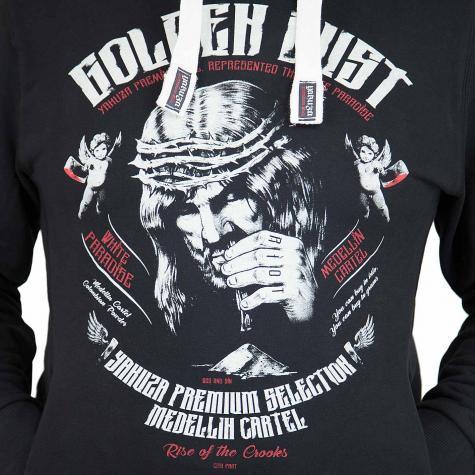 Yakuza Premium Hoody 2522 schwarz