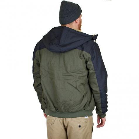 Iriedaily Dock 36 Worker Jacket olive