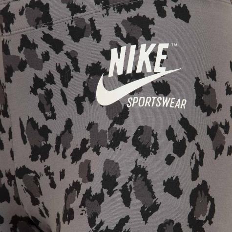 Nike Leggings Leopard grau/schwarz/weiß
