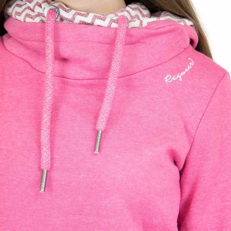Ragwear Damen-Hoody Doblin pink