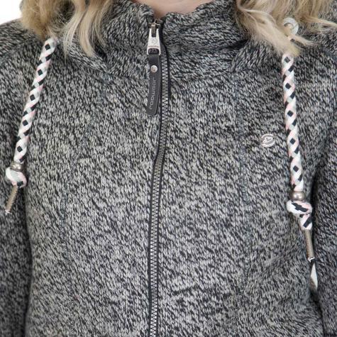 Ragwear Damen-Jacke Keira schwarz