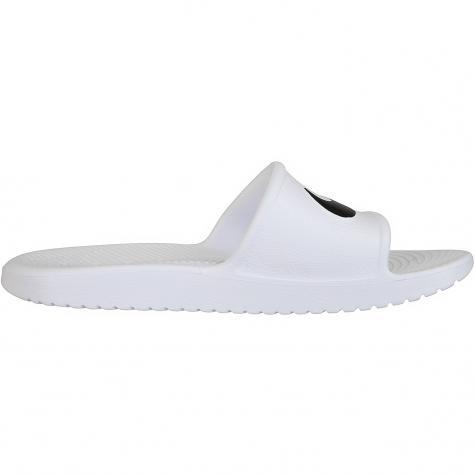 Nike Damen Badelatschen Kawa Shower weiß/schwarz